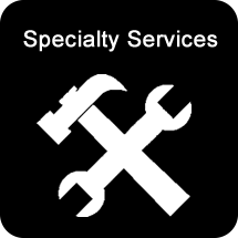Image - Page - Home - Specialty Services
