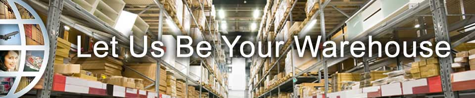 Let Us Be Your Warehouse
