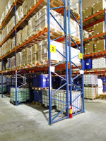 International Warehouse Group Facilities