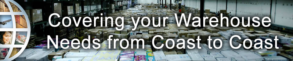 Covering your Warehouse Needs from Coast to Coast
